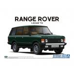 1/24 AOSHIMA Landrover LH36D Rangerover Classic 1992