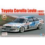 1/24 Toyota Corolla Levin AE92