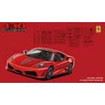 1/24 FUJIMI Ferrari F430 Scuderia