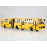 1/43 Ikarus 280.64 lõõtsaga liigendbuss, planetaaruksed /kollane/