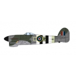 1/72 121 Squadron, RAF Holmsley South, 1944, Hawker Typhoon Mk1 Oxford Models