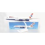 1/250 British Airways Airbus A380-800 Snap-Fit