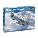 1/72 ITALERI MiG-21 Bis