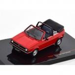 1/43 IXO Volkswagen VW Golf I Cabriolet year 1981
