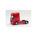 1/87 H0 Herpa Mercedes-Benz Actros Gigaspace `18 tractor, red