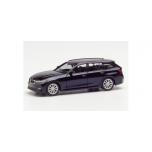 1/87 H0 Herpa BMW 3er Touring, tansanit blue metallic