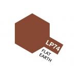 Tamiya värv LP-74 Flat earth
