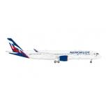 "1/200 Aeroflot Airbus A350-900 – VQ-BFY ""P. Tchaikovsky"""