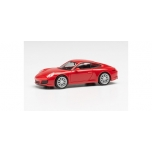 1/87 Porsche 911 Carrera 4S, indian red HERPA