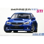 1/24 AOSHIMA Subaru GRB Impreza WRX STI '10