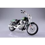 1/12 AOSHIMA Harley Davidson 2013 XL 1200V - DIE CAST