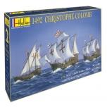 1/72 Heller Kolumbuse laevad: Nina+St Maria+Pinta