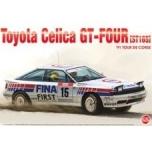1/24 NUNU Toyota Celica GT-FOUR (ST165) '91 Tour de Corse Fina