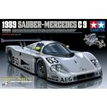 1/24 TAMIYA 1989 SAUBER-MERCEDES C9
