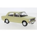 1/24 AZ-2101 / Lada 1200 /kollane/ WHITEBOX