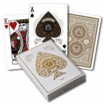 Pokercards Artisan White Premium Bicycle