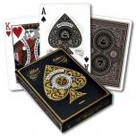 Pokercards Artisan Black Premium Bicycle