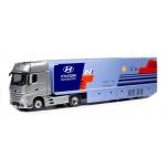 1/43 Mercedes-Benz Actros MP4, Hyundai Motorsport, 2019, WRC Transport IXO