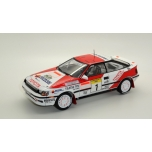 1/24 BEEMAX TOYOTA Celica GT-FOUR (ST165) 1989 AUSTRALIA RALLY WINNER