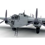 1/72 AIRFIX ARMSTRONG WHITWORTH WHITLEY MK.V