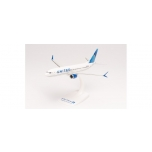 1/200 United Airlines Boeing 737 Max 9 Snap-Fit