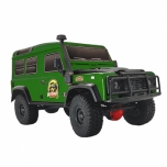 1/16 FTX OUTBACK RANGER XC RTR  TRAIL CRAWLER - Roheline