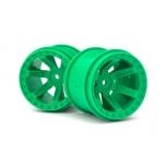 Quantum MT Wheel (Green/2pcs)