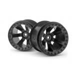 Quantum MT Wheel (Black/2pcs)