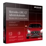 Jõulukalender Franzis 1/43 Mercedes-AMG GT