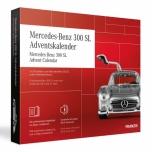 Jõulukalender Franzis 1/43 Mercedes-Benz 300 SL