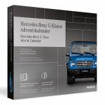 Jõulukalender Franzis 1/43 Mercedes-Benz G-Klass