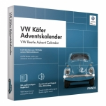 Jõulukalender Franzis 1/43  VW Beetle