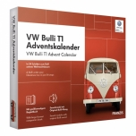 Jõulukalender Franzis 1/43 VW T1