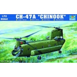 1/72 CH47A Chinook Medium-lift Trumpeter