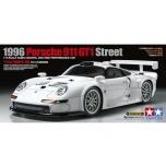 1/10 1996 PORSCHE 911 GT1 STREET TAMIYA TA03R-S KIT