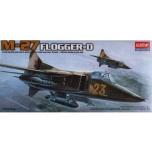 1/72 ACADEMY MIG-27 Flogger D