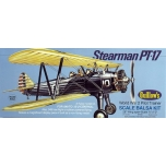 Balsapuust Stearman PT-17