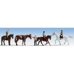 Hobused ja ratsanikud