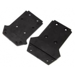 Front and rear Chassis Plate - S10 Blast BX/TX/MT/SC