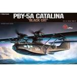 1/72 PBY-5 Black CATALINA