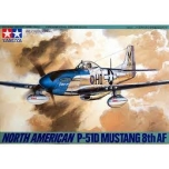 1/48 Tamiya - North American P-51D Mustang™ 8th Air Force