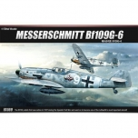 1/72 MESSERSCHMITT BF-109G (1670)
