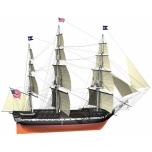 BILLING BOATS PUITLAEV USS CONSTITUTION 1:75