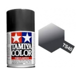 TAMIYA TS-40 Metallic Black spray