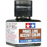 PANEL ACCENT COLOR BROWN