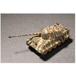 1/72 TRUMPETER SD.KFZ. 182 KING TIGER (PORSCHE)