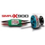 Simplex 900 BLM / ESC combo