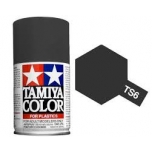 TAMIYA TS-6 Matt Black spray