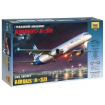 1/144 ZVEZDA Airbus A-321