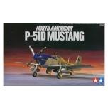 1/72 N/A MUSTANG P-51D - Tamiya